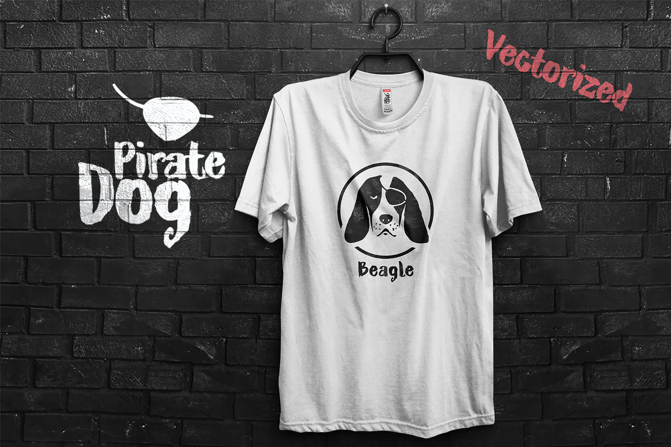Pirate Beagle