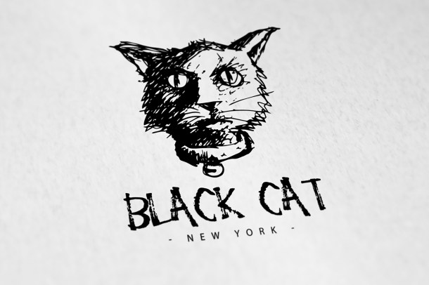 Black Cat Logo (2340x1560)